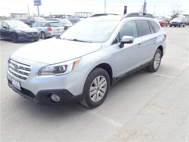 2016 Subaru Outback 2.5i Touring Package (Stk: SUB1425) in Innisfil - Image 3 of 13