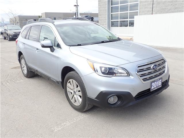 2016 Subaru Outback 2.5i Touring Package (Stk: SUB1425) in Innisfil - Image 5 of 13