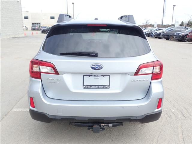 2016 Subaru Outback 2.5i Touring Package (Stk: SUB1425) in Innisfil - Image 7 of 13
