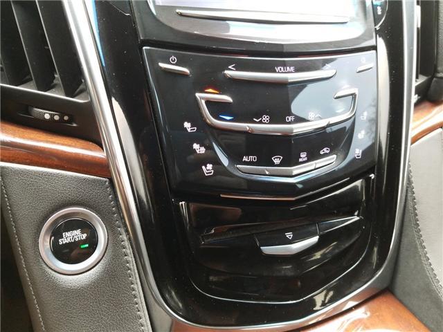 2015 Cadillac Escalade Premium (Stk: 604199) in Cambridge - Image 23 of 28