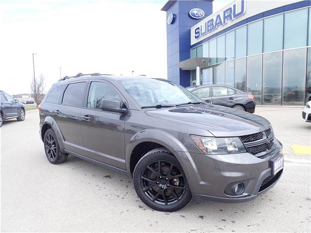 2017 Dodge Journey SXT (Stk: 19SB487A) in Innisfil - Image 1 of 11