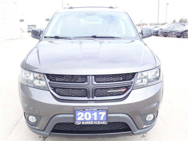 2017 Dodge Journey SXT (Stk: 19SB487A) in Innisfil - Image 2 of 11