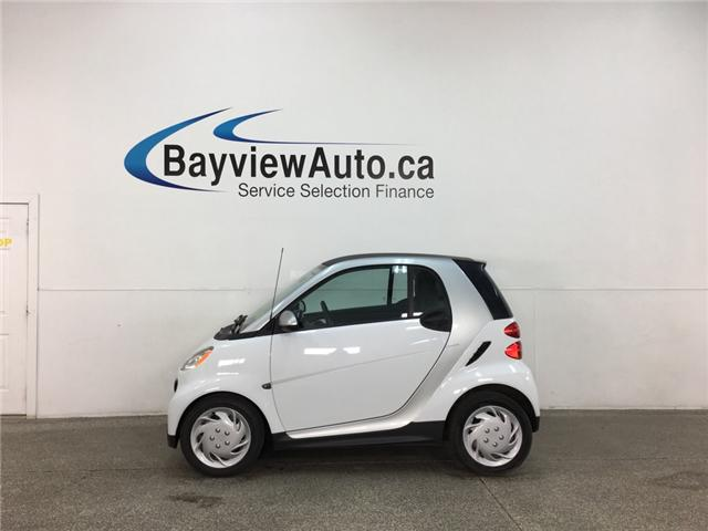 2015 Smart Fortwo Pure (Stk: 34756J) in Belleville - Image 1 of 18