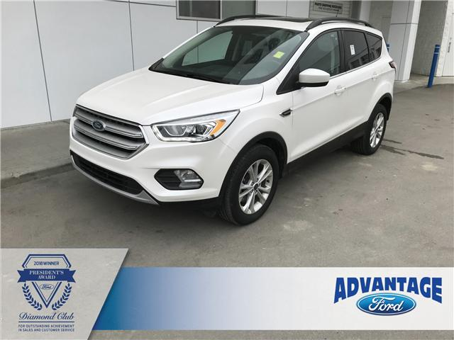 2018 Ford Escape SEL (Stk: 5442) in Calgary - Image 1 of 16