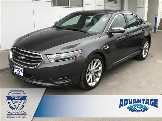 2018 Ford Taurus Limited (Stk: 5444) in Calgary - Image 1 of 18