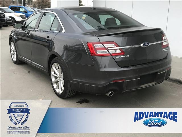 2018 Ford Taurus Limited (Stk: 5444) in Calgary - Image 16 of 18
