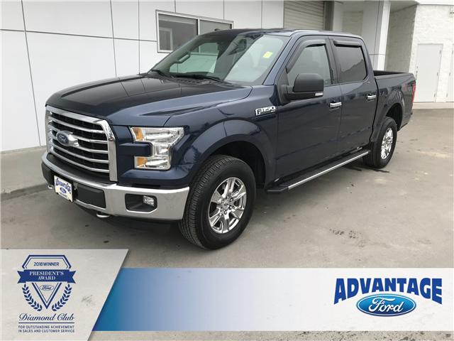 2016 Ford F-150 XLT (Stk: K-640A) in Calgary - Image 1 of 16