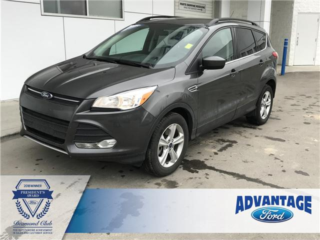 2016 Ford Escape SE (Stk: K-1443A) in Calgary - Image 1 of 15