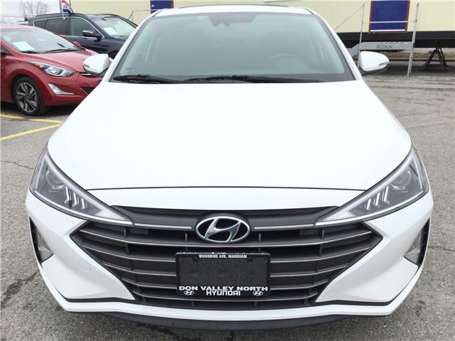 2019 Hyundai Elantra Preferred (Stk: 7704H) in Markham - Image 2 of 16