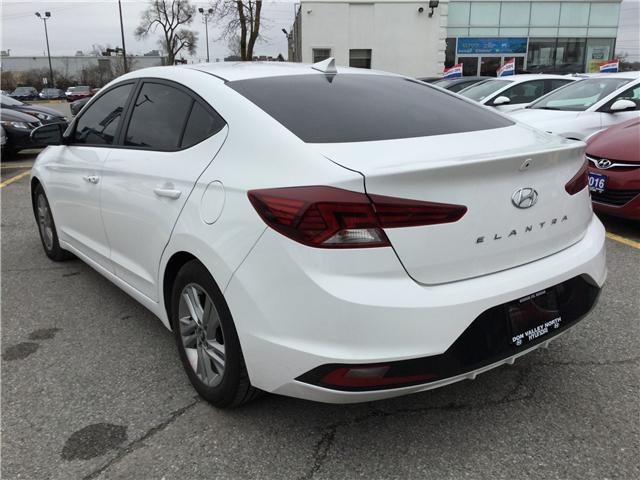 2019 Hyundai Elantra Preferred (Stk: 7704H) in Markham - Image 4 of 16