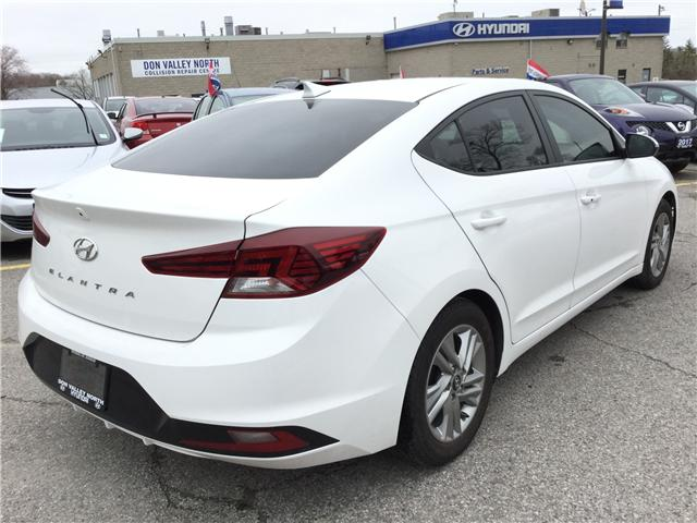 2019 Hyundai Elantra Preferred (Stk: 7704H) in Markham - Image 5 of 16