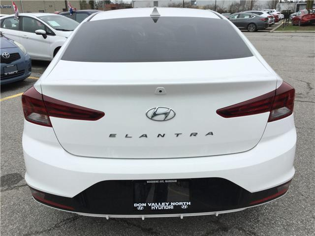 2019 Hyundai Elantra Preferred (Stk: 7704H) in Markham - Image 6 of 16