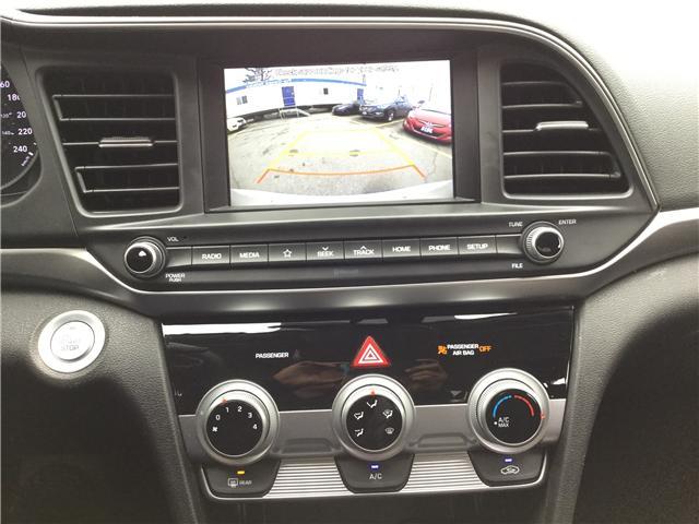 2019 Hyundai Elantra Preferred (Stk: 7704H) in Markham - Image 13 of 16