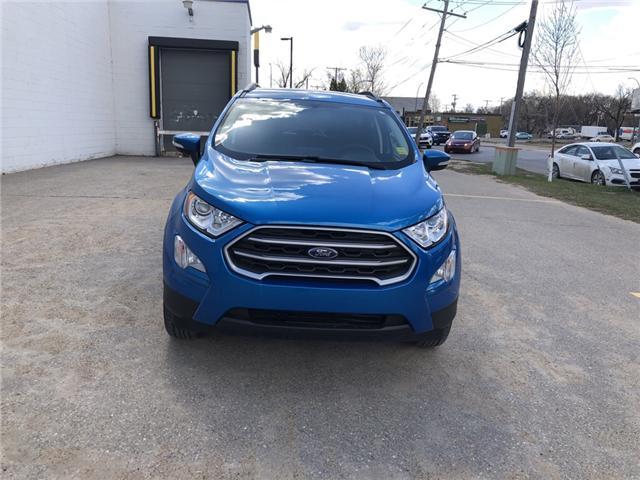 2018 Ford EcoSport SE (Stk: D1337) in Regina - Image 2 of 20