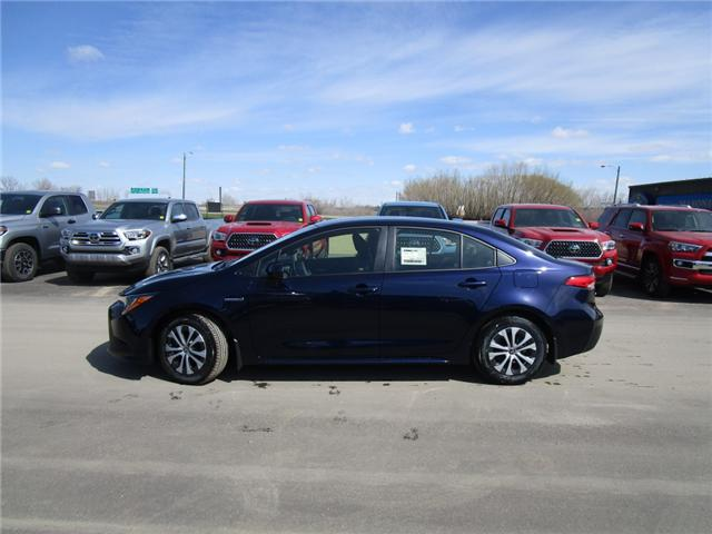 2020 Toyota Corolla Hybrid Base (Stk: 208004) in Moose Jaw - Image 2 of 46