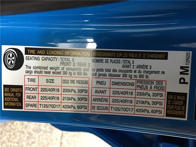 2019 Toyota Corolla Hatchback Base (Stk: 34814W) in Belleville - Image 26 of 30