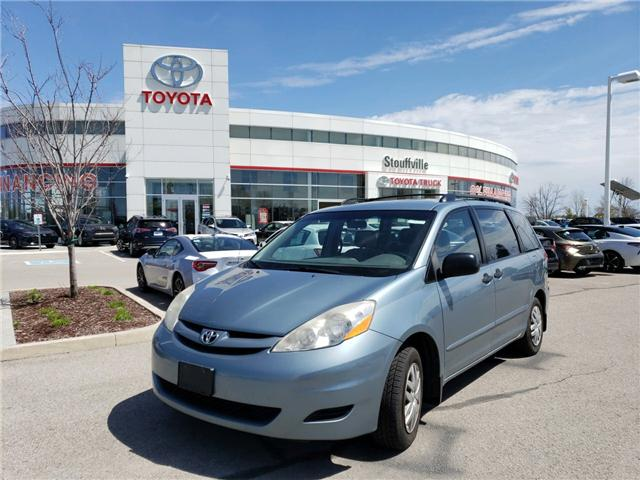 2008 Toyota Sienna CE 7 Passenger (Stk: P1768A) in Whitchurch-Stouffville - Image 1 of 4
