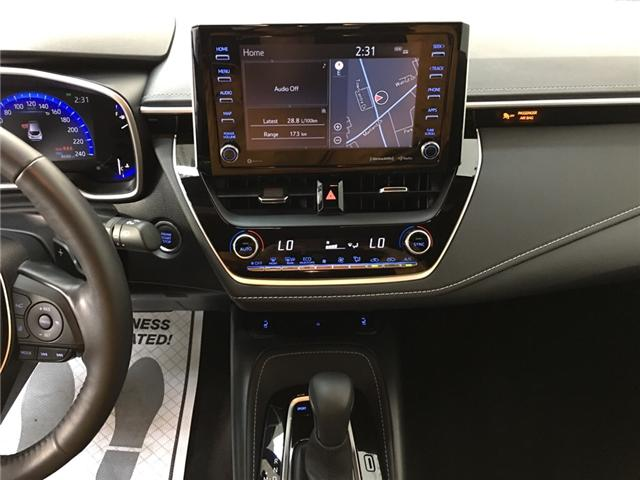 2019 Toyota Corolla Hatchback Base (Stk: 34814W) in Belleville - Image 9 of 30