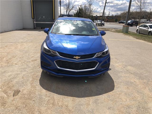 2018 Chevrolet Cruze LT Auto (Stk: D1309) in Regina - Image 2 of 20