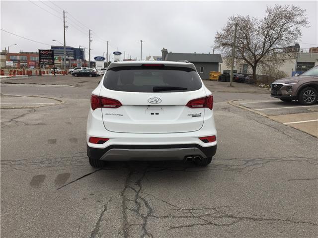 2017 Hyundai Santa Fe Sport 2.0T Ultimate (Stk: 28585A) in Scarborough - Image 4 of 11