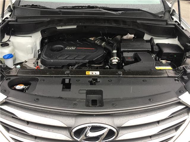 2017 Hyundai Santa Fe Sport 2.0T Ultimate (Stk: 28585A) in Scarborough - Image 6 of 11
