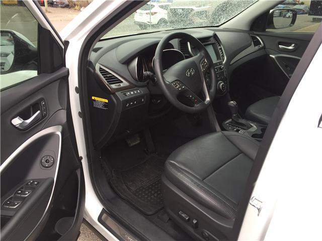 2017 Hyundai Santa Fe Sport 2.0T Ultimate (Stk: 28585A) in Scarborough - Image 7 of 11