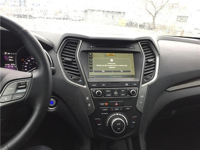 2017 Hyundai Santa Fe Sport 2.0T Ultimate (Stk: 28585A) in Scarborough - Image 10 of 11