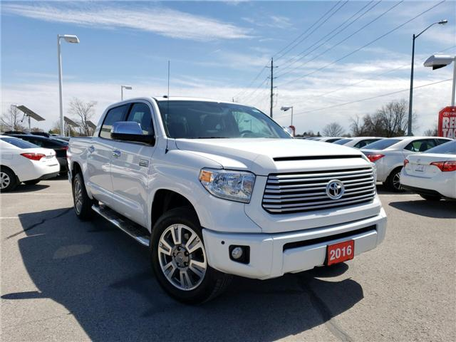 2016 Toyota Tundra Platinum 5.7L V8 (Stk: P1798) in Whitchurch-Stouffville - Image 3 of 21