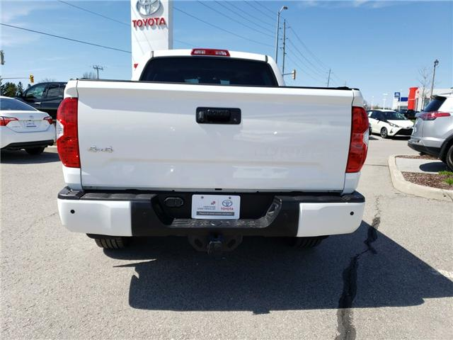 2016 Toyota Tundra Platinum 5.7L V8 (Stk: P1798) in Whitchurch-Stouffville - Image 5 of 21