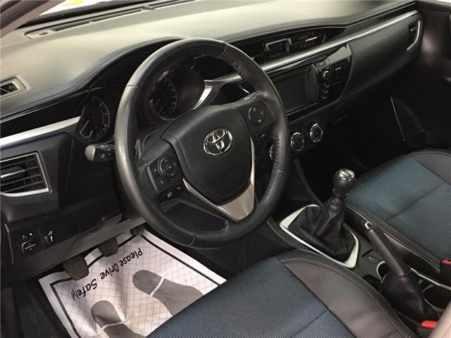 2016 Toyota Corolla S (Stk: 34915J) in Belleville - Image 15 of 26