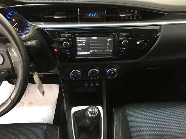 2016 Toyota Corolla S (Stk: 34915J) in Belleville - Image 8 of 26