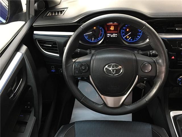 2016 Toyota Corolla S (Stk: 34915J) in Belleville - Image 14 of 26