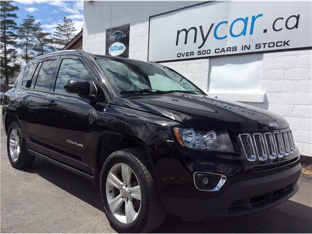 2017 Jeep Compass Sport/North (Stk: 190556) in Richmond - Image 1 of 20