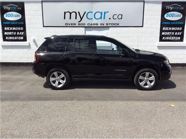 2017 Jeep Compass Sport/North (Stk: 190556) in Richmond - Image 2 of 20