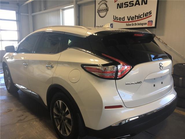 2017 Nissan Murano SL (Stk: P0669) in Owen Sound - Image 3 of 12