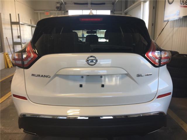 2017 Nissan Murano SL (Stk: P0669) in Owen Sound - Image 4 of 12