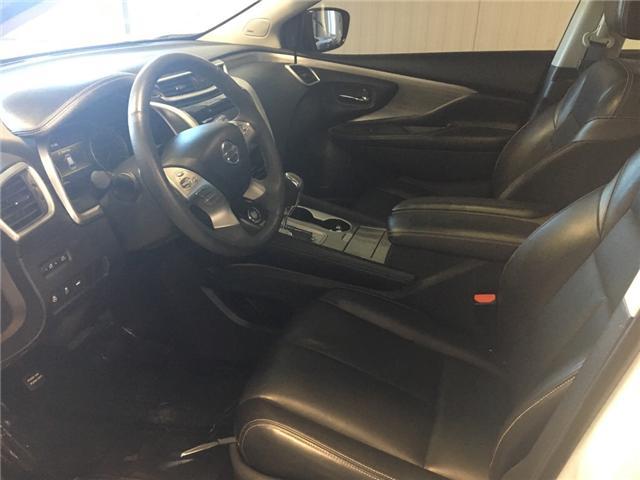 2017 Nissan Murano SL (Stk: P0669) in Owen Sound - Image 7 of 12