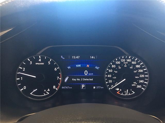 2017 Nissan Murano SL (Stk: P0669) in Owen Sound - Image 8 of 12
