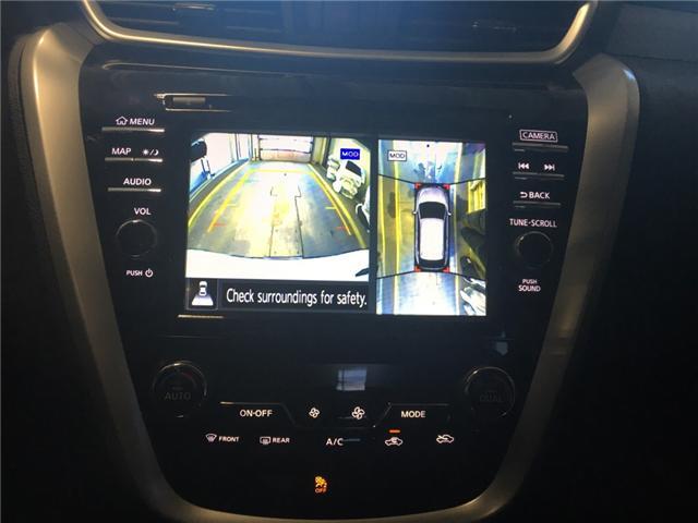 2017 Nissan Murano SL (Stk: P0669) in Owen Sound - Image 9 of 12