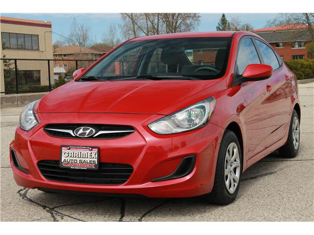 2013 Hyundai Accent GL (Stk: 1905190) in Waterloo - Image 1 of 26
