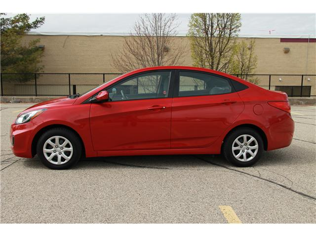 2013 Hyundai Accent GL (Stk: 1905190) in Waterloo - Image 2 of 26