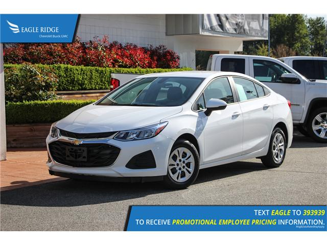 2019 Chevrolet Cruze LS (Stk: 91519A) in Coquitlam - Image 1 of 16