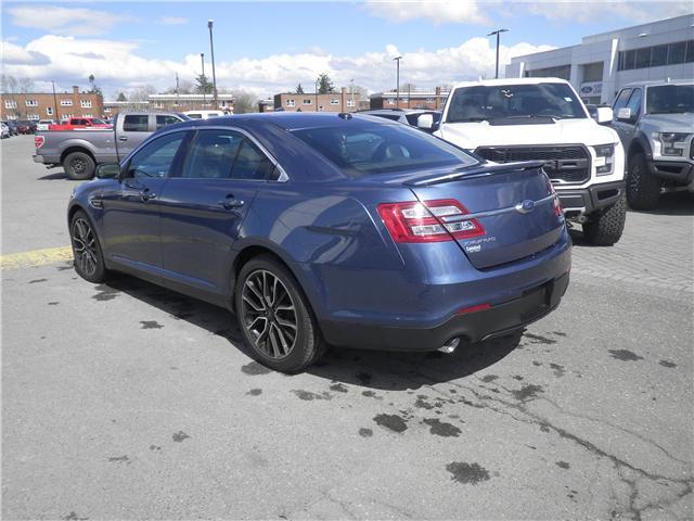2018 Ford Taurus SHO (Stk: 1812870) in Ottawa - Image 3 of 10