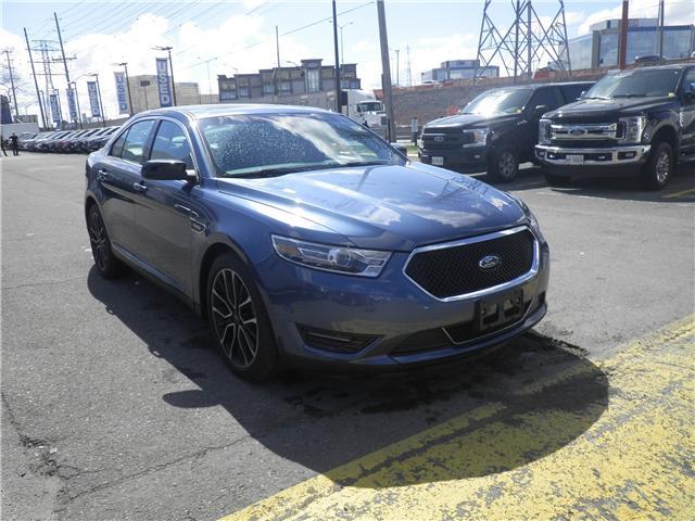 2018 Ford Taurus SHO (Stk: 1812870) in Ottawa - Image 6 of 10