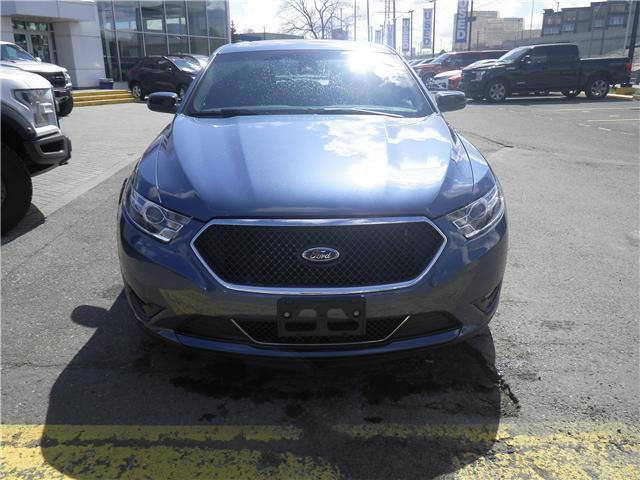 2018 Ford Taurus SHO (Stk: 1812870) in Ottawa - Image 7 of 10