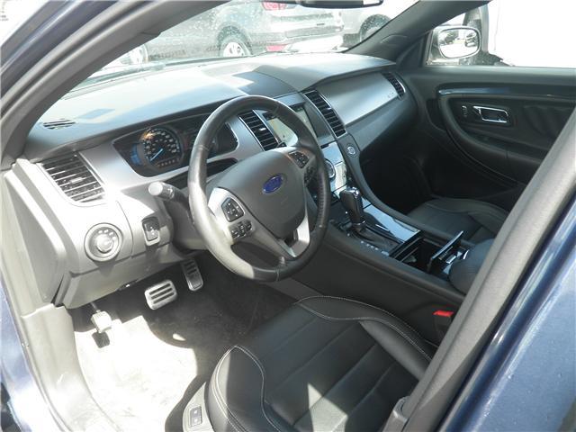 2018 Ford Taurus SHO (Stk: 1812870) in Ottawa - Image 8 of 10