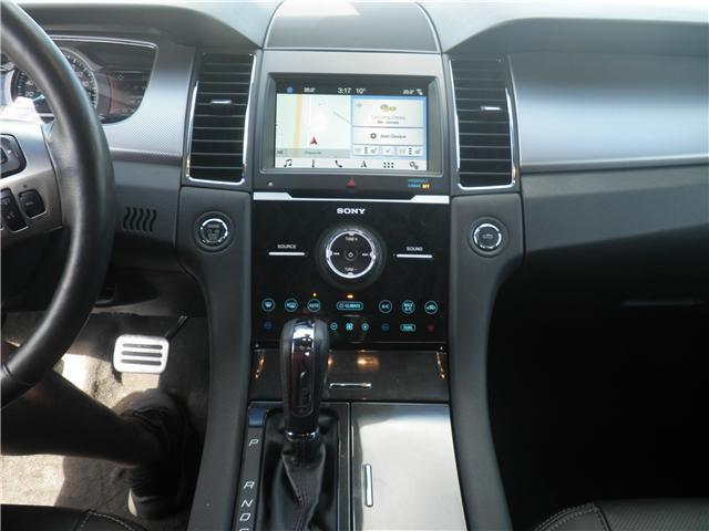 2018 Ford Taurus SHO (Stk: 1812870) in Ottawa - Image 9 of 10