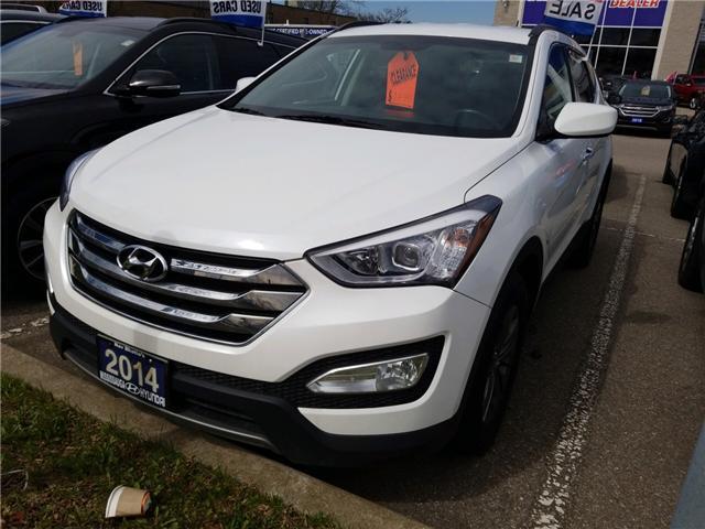 2014 Hyundai Santa Fe Sport  (Stk: OP10030) in Mississauga - Image 1 of 12