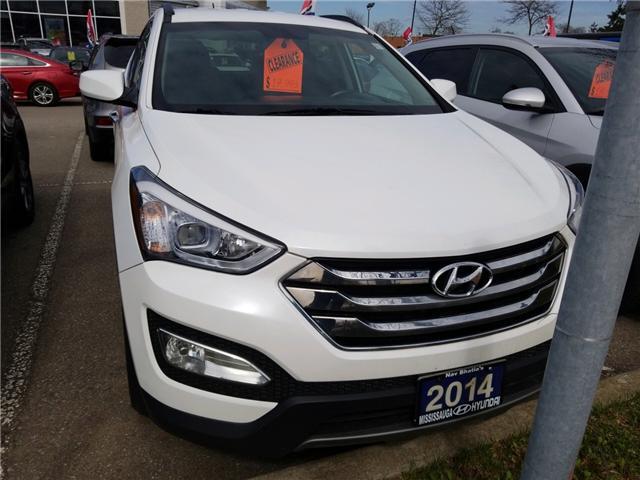 2014 Hyundai Santa Fe Sport  (Stk: OP10030) in Mississauga - Image 2 of 12