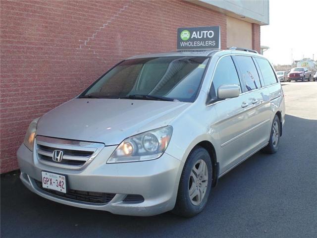 2007 Honda Odyssey EX-L (Stk: SUB1803TB) in Charlottetown - Image 1 of 5